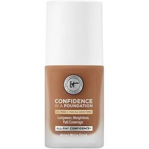 Confidence in a Foundation - Rich Natural 425